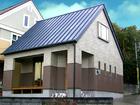 宿泊体験モデルハウス施工風景