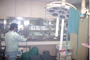 病院の手術室(院内感染予防対策)